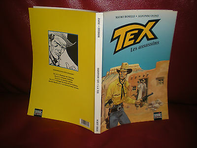 Tex Edition Semic N°5 Les Assassins - Edition Originale 2003 - Rodeo Mustang