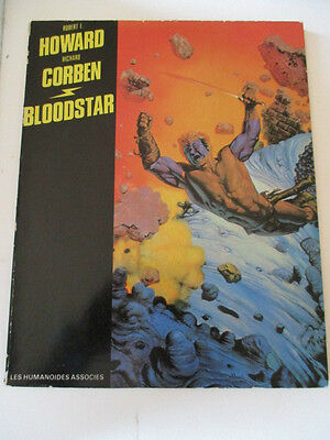 BLOODSTAR Robert E Howard Richard Corben Edition originale