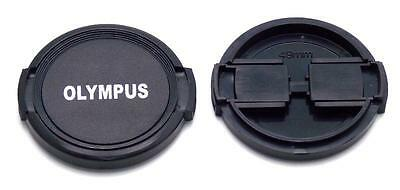 One Olympus 49mm Snap On Front Lens Cap Use on Olympus Zuiko OM Lens Lenses NEW
