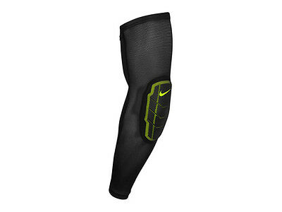 new S/M nike pro combat padded elbow compression sleeve black basketball
