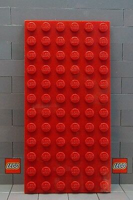 LEGO: Plate 6 x 12 (#3028) Choose Your Color