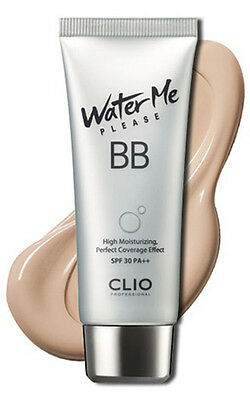 CLIO Water Me Please BB Cream SPF30 PA++ 30ml Beauty personal care make up MM