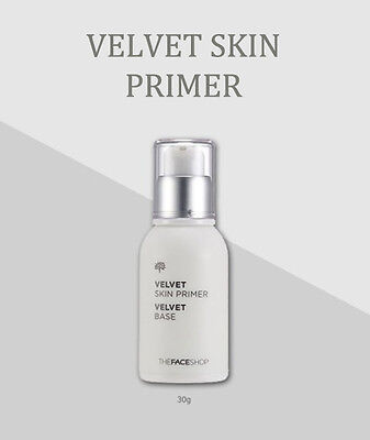 THE FACE SHOP Face it Velvet Skin Primer 30g Beauty personal skin care JJ