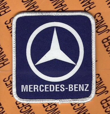 MERCEDES BENZ Company 3 inch jacket patch