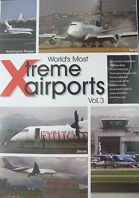 AIRUTOPIA WORLDS MOST EXTREME AIRPORTS Vol 3