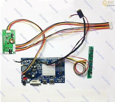DP+HDMI+DVI LCD Controller Board Monitor Kit for LM270WQ1 SD F1 Monitor