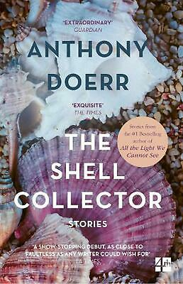The Shell Collector by Anthony Doerr Paperback Book Free Shipping!