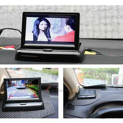 "4.3"" TFT LCD Digital Color Screen Car Rearview Monitor for Reverse CCTV Camera"