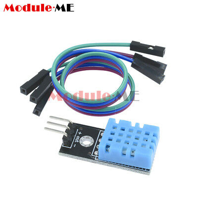 1/2/5/10PC Digital Temperature&Relative Humidity Sensor DHT11 Module for Arduino