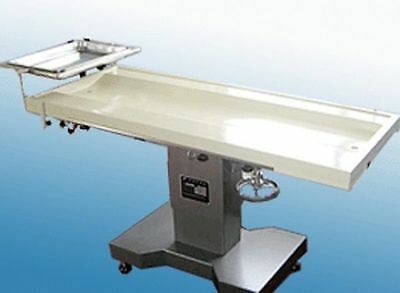 Veterinary Surgical Operating Table DH25 Baked Powder Cote Finish Hydraulic