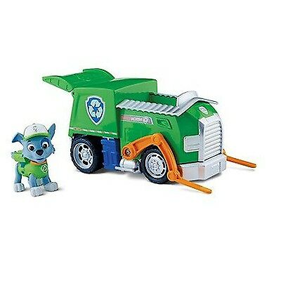 Paw Patrol Nickelodeon -Rocky's Recycling Truck Base Standard Packaging