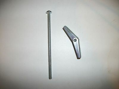 "3/16"" X 4"" Flat Head Butterfly Anchors Oty: 15+"