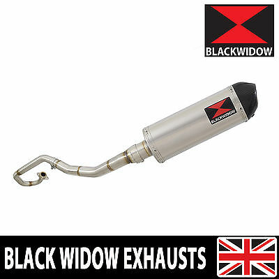 Exhaust System 300St Stainless +Carbon Silencer Yamaha Wr125 Wr125X Wr125R 09-16