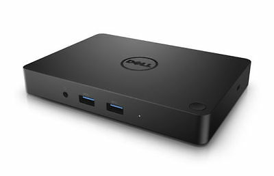 NEW,Dell USB-C WD15 Triple 4K Monitor Dock,130W Adapter Included, K17A, JDV23