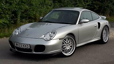 2003 Porsche 911 3.6 Turbo Tiptronic S / Px