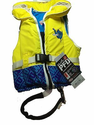 Wahu Child Small PDF Type 1 AS4758 life jacket safety vest