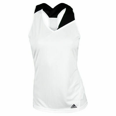 ADIDAS Response Tank Top Tennis Climacool V Neck S15775 Womens Ladies New