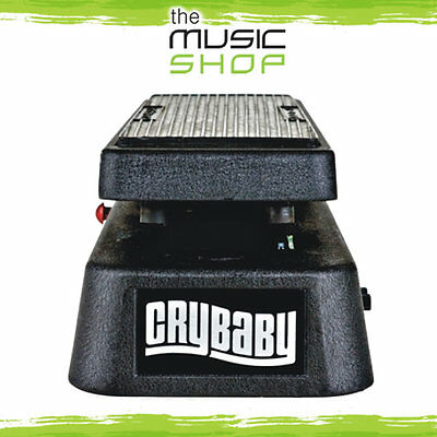 New Dunlop 95Q Crybaby Wah Pedal - GCB95Q Cry Baby