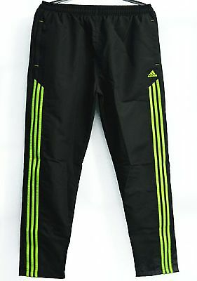 Adidas Mens Track Pants Running Jogging Training Pants Narrow Bottom