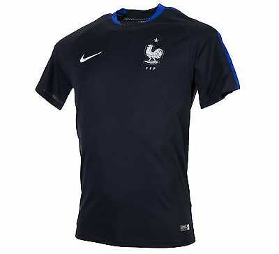 Nike France Flash SS Training Top 2016
