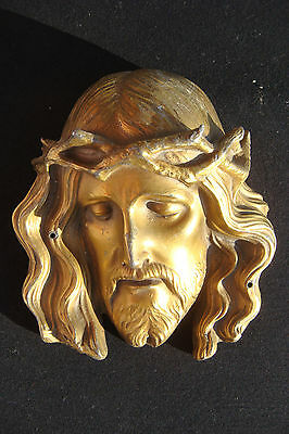 Jesus With Crown Of Thorns Beautifully Detailed Icon