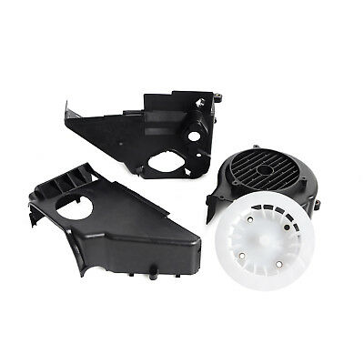 Complete Air Shroud Assembly w/fan for GY6 150cc Engines,ATV,Buggy's,Scooter New