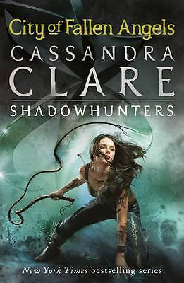 The Mortal Instruments 4: City of Fallen Angels, Cassandra Clare, New