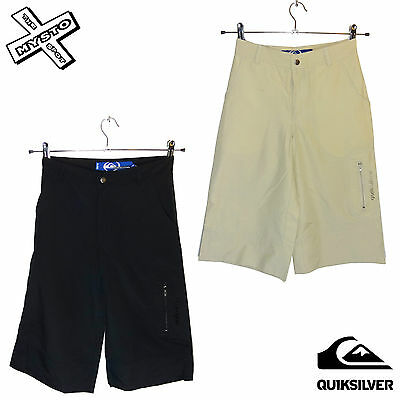 182f4518d978 QUIKSILVER  ALL NIGHT  Boys Shorts Long Cargo Combat Age 12 14 16 ...
