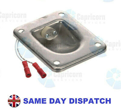 Genuine Rational Combi Oven Scc Cm Lamp Holder 2 Pin Assembly 40.00.098 4000098