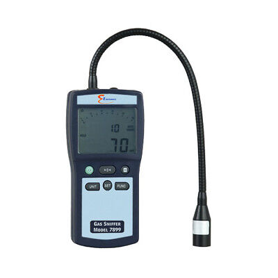 E Instruments 7899 Gas Sniffer Combustible Gas Leak Detector