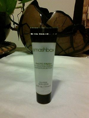 Smashbox Photo Finish OIL-FREE Foundation Primer 0.25 oz Travel NWOB w/Receipt