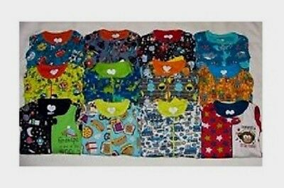 Tcp Baby Toddler Boy Girl Stretchie Footless Cotton Sleeper Pajamas 03-24M 2T-5T
