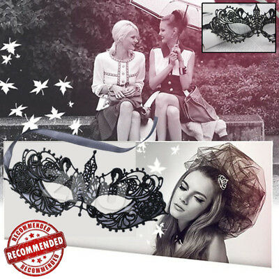 2x Venetian Filigree Masquerade Ball Mask Creepy Scary Party Fancy Dress