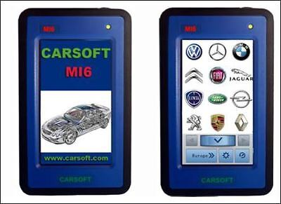 Carsoft M16 Professional Diagnostic Tool OBD2 Canbus for almost all Manufacturer
