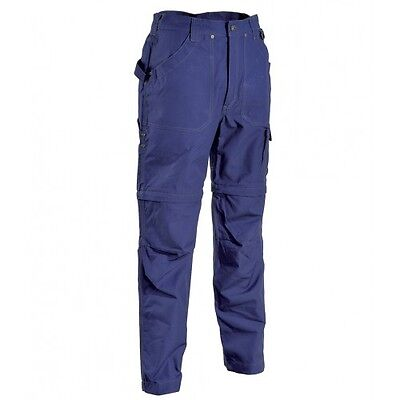 Cofra Helsinki Holster Trousers & Shorts Mens Workwear Navy Snickers Direct