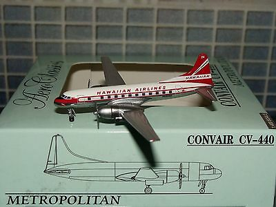 Aeroclassics Hawaiian Airlines Airways CV-440 1/400 N5506K **Free S&H**