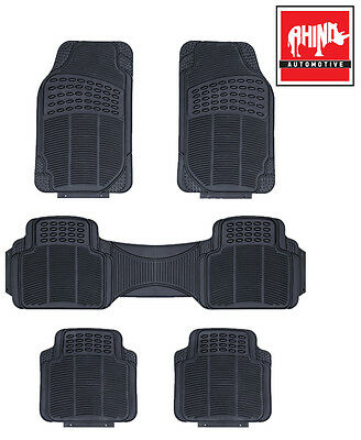Ford Grand Tourneo Connect 13-On 5 Piece Mpv Heavy Duty Rubber Car Mats