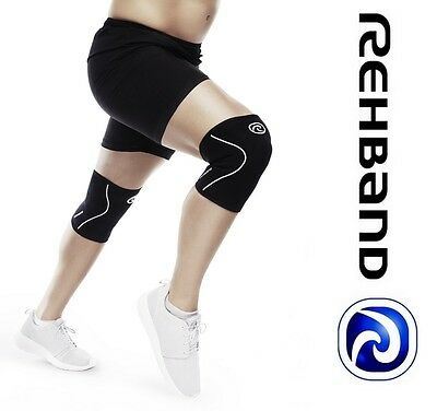 Rehband 105206-03 RX Knee Support - 3mm Crossfit Weightlifting Powerlifting