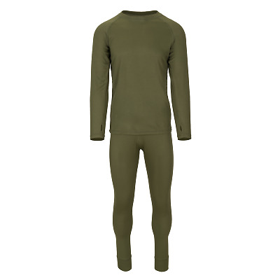 Helikon Tex Thermo Unterwäsche (Full Set) US LVL1 - Olive Green - ECWCS