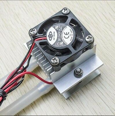 NEW DIY Thermoelectric Peltier Refrigeration Cooling System + fan + TEC1-12706
