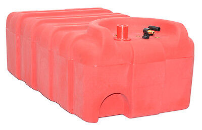 New Era Fuel Tank - 90Ltr Deck Fill Fuel Tank