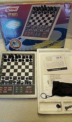 SYSTEMA ORION EXPRESS 72 LEVEL CHESS COMPUTER (No 5T-788)
