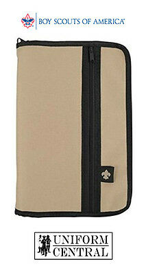 New BSA Boy Scouts of America HANDBOOK COVER Fits Spiral & Regular Bound Book