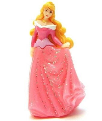Aurora Sleeping Beauty Toy Disney Princess Figure Cake Topper Wine Glass New