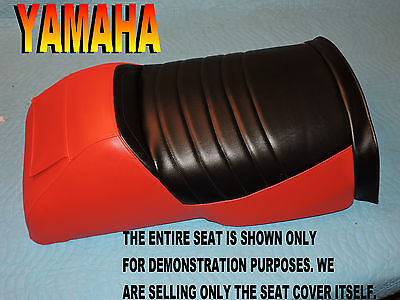 Yamaha Vmax SX 1997-2003 New seat cover V MAX 500 600 700 WITH KNEE PADS X462bX