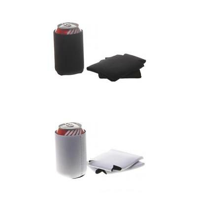 10pcs Stubby Beer Bottle Tin Can Cooler Sleeve Holder Wedding Party Favor Gift