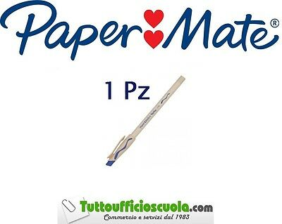 Penne a sfera cancellabili PAPER MATE REPLAY 1 pz BLU - cancell penna