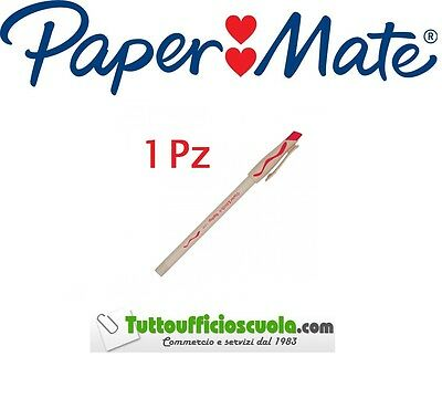 Penne a sfera cancellabili PAPER MATE REPLAY 1 pz ROSSO - cancell penna