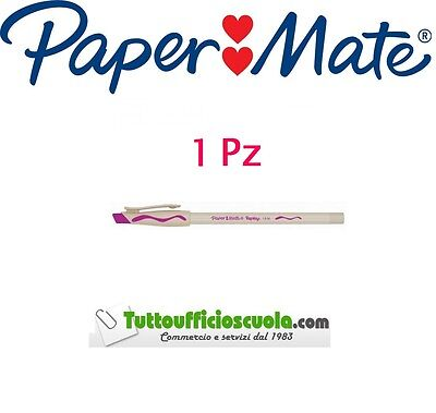 Penne a sfera cancellabili PAPER MATE REPLAY 1 pz ROSA - cancell penna