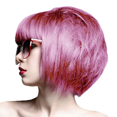 Crazy Color Coloration Semi Permanente Marshmallow Pink Rose Mèche Couleur Pro